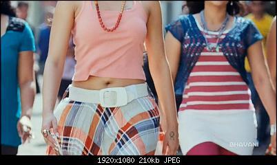 Telugu Trisha sexy navel