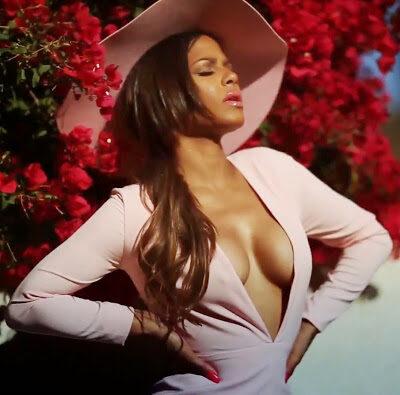 Glamour Christina Milian Latina Mag Photoshoot 2015