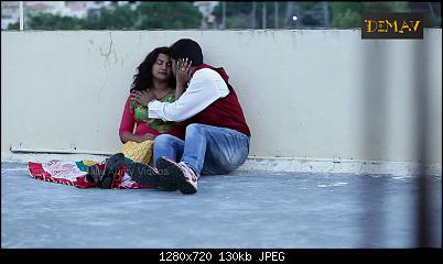 Glamour Hot Indian Girl Romance with Boy at Suicide Spot