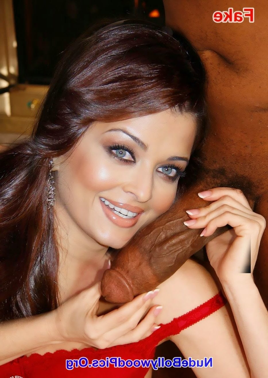 Aishwarya Rai shacking Black Cock