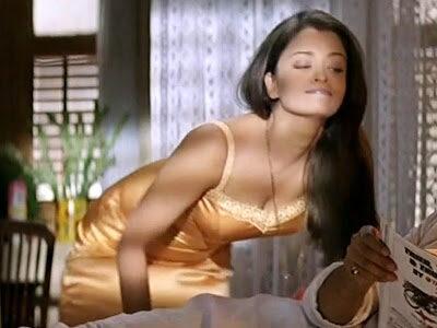 Bollywood Aishwarya Rai sexy duet Dil Ka Rishta