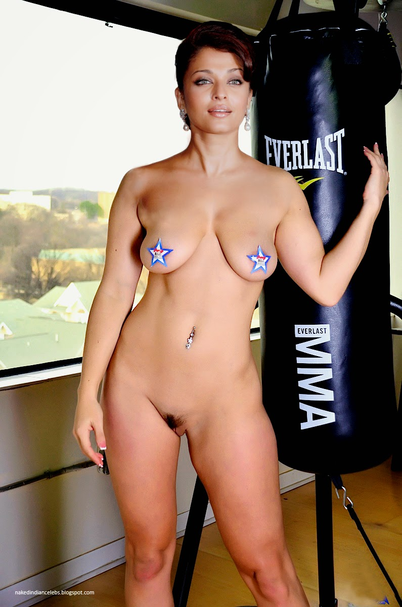 Aishawariya Rai Bachchan Nude in Gym Hot Picture xxx