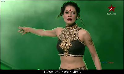 Desi TV Payal Rohatgi Navel Nach Baliye 7