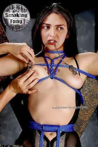 Esha Deol Bondage Porn Picture