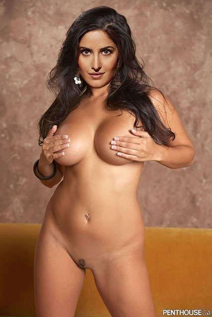 Katrina Kaif Big Boobs Nude 2