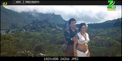 Bollywood Madhuri Dixit Sexy duet Prem Granth