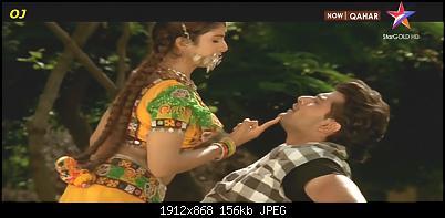 Bollywood Rambha sexy duet Qahar