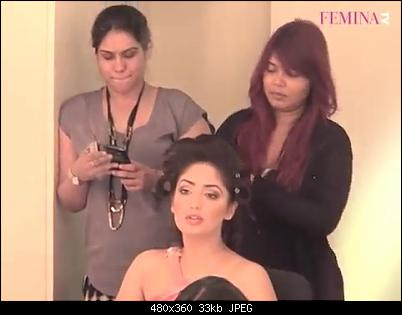 Glamour Yami Gautam photoshoot for Femina in December 2013