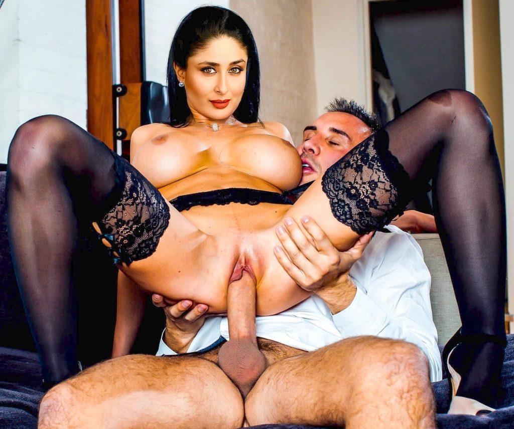 Nude black stockings Kareena Kapoor pussy fucking nude boobs sex