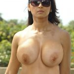 Anushka Shetty nude Telegu movie topless photo naked boobs