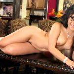 Naked photo of Neha Pendse full nude on table without dress