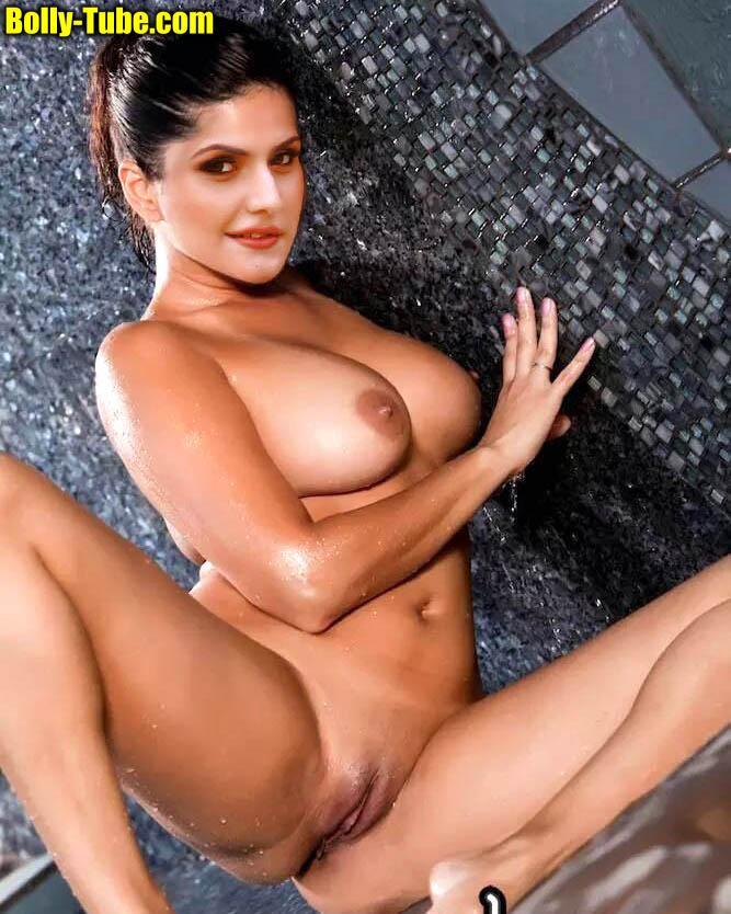 Naked zarine khan shaved pussy hot nipple pics