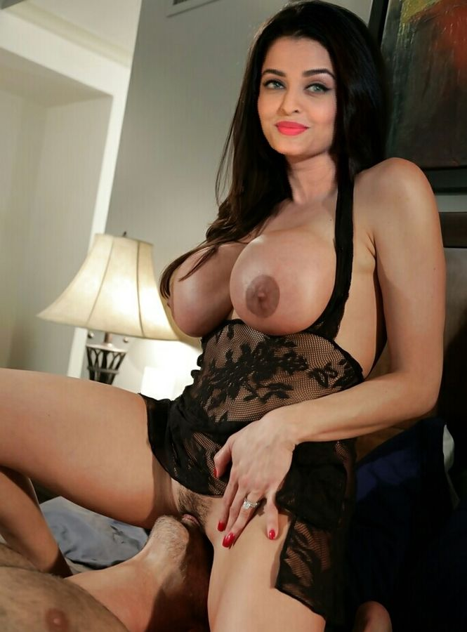 Big round boobs Aishwarya Rai juicy pussy sucked