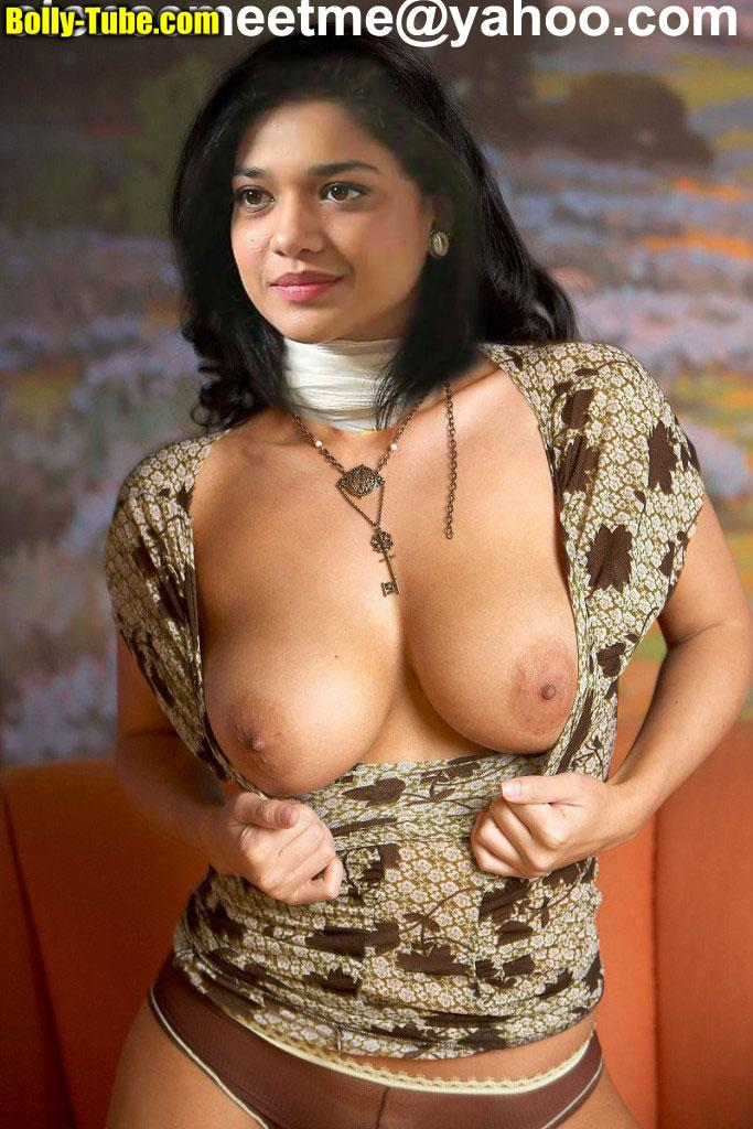 super hot & sexy sanam jung showing suckable big boobs