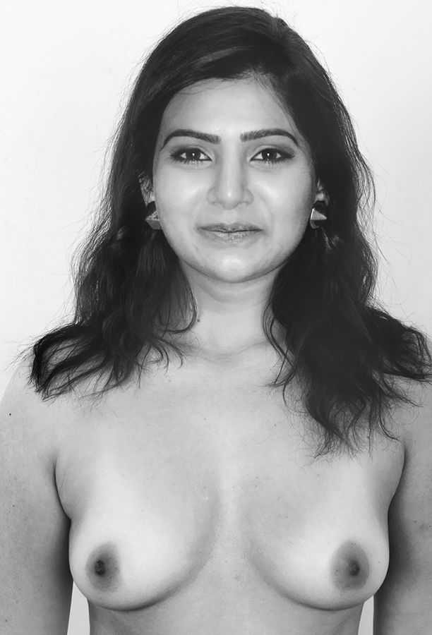 Samantha Akkineni topless boobs hot nude nipple pic