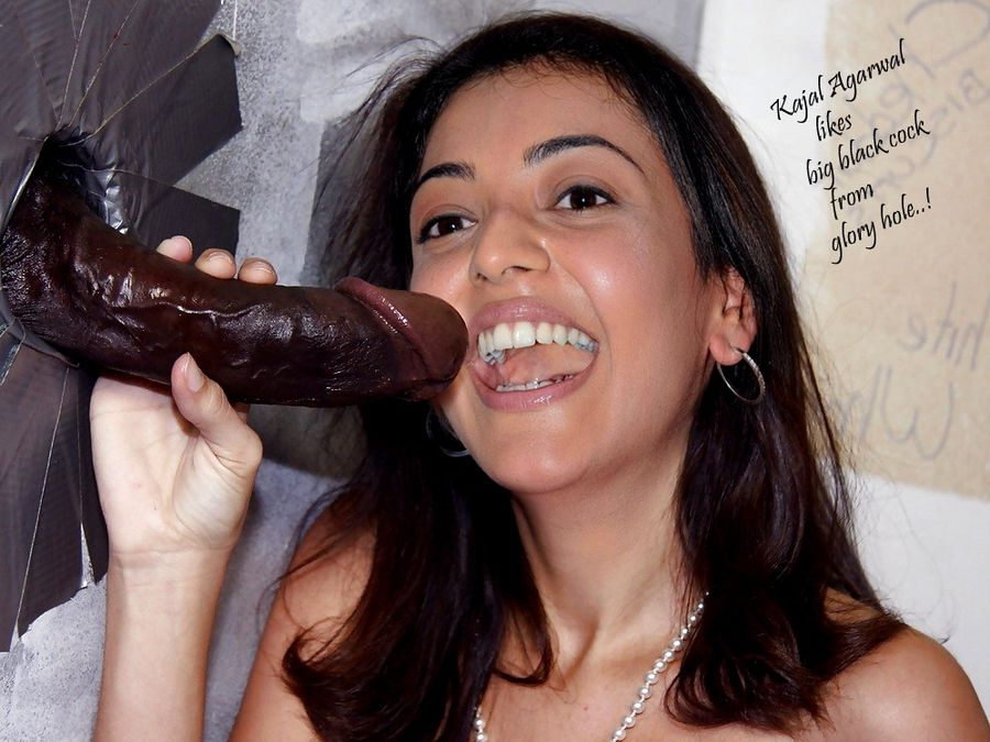 Kajal Agarwal handjob south indian actress fakes