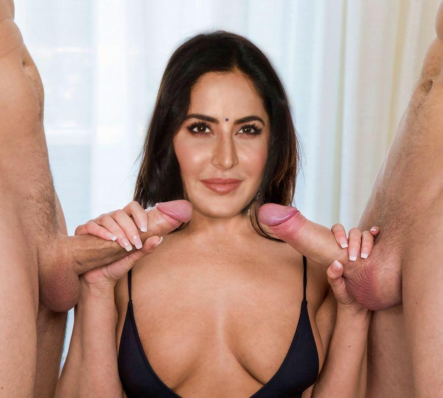 Katrina Kaif hand job nude white cock actress fake pics