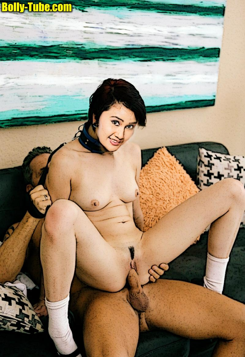 Naked slave Sasha Chettri full nude body tied fucking on top hot fake