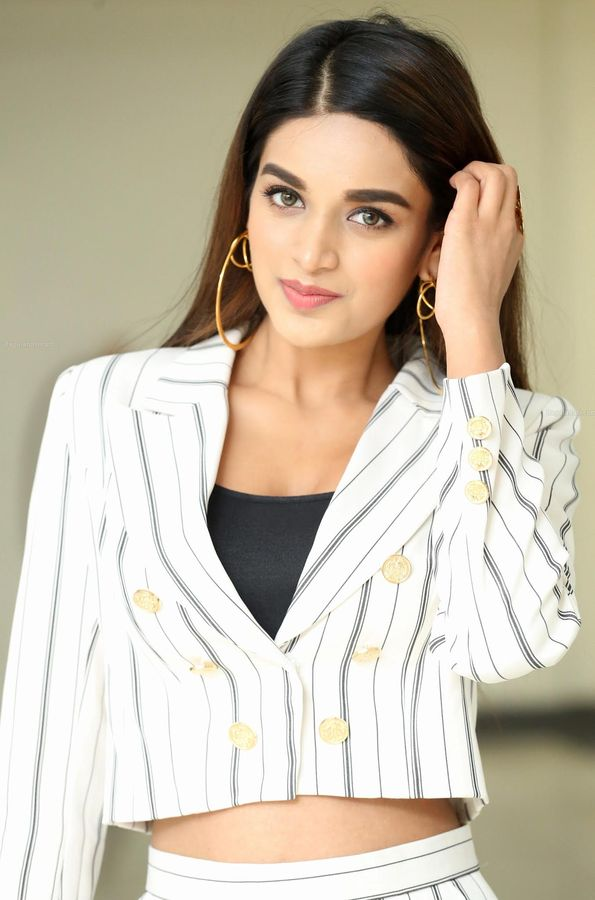 Nidhhi Agerwal nude hot hip sexy milky white xxx Exclusive Photo Shoot