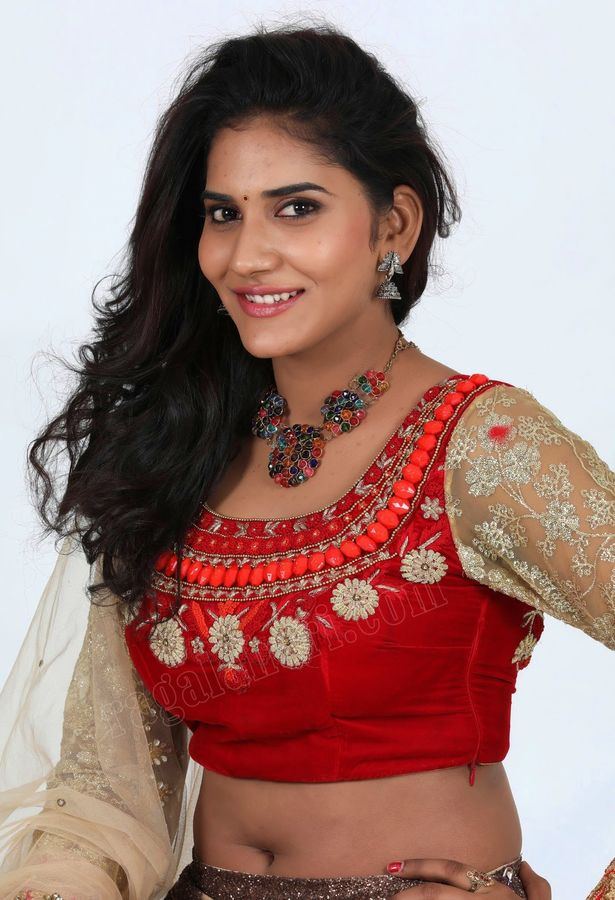 Swapna Sweety red hot blouse nude navel naked hip HD wallpaper
