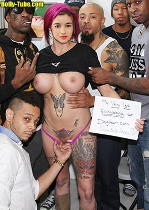 Big boobs naked Alia Bhatt pussy fingering group sex