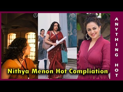 Nithyamenon hot Compilation || Milk tank || Vertical || Anything Hot