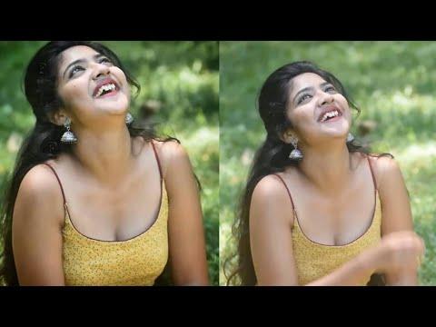 malayalam desi actress Nandana varma hot cleavage