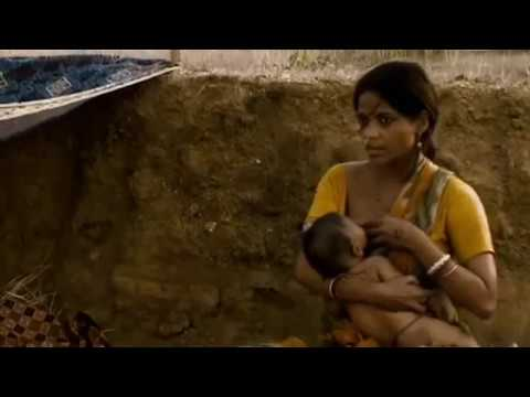 Indian Actress Breastfeeding in the movie!