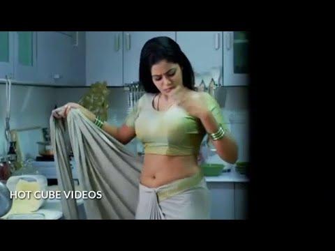 Actress forced  saree remove | actress sexy navel cleavage | actress hot navel cleavage |actress hot