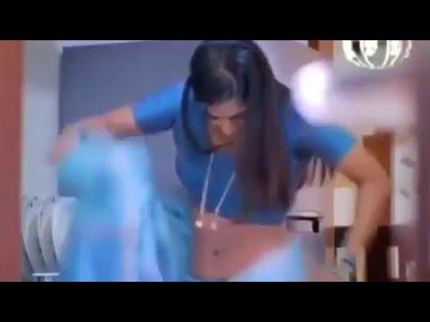 Actress sexy navel | housewife saree removing  navel cleavage | deep navel | saree navel expose