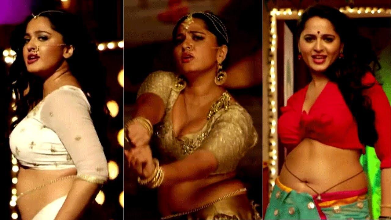 Anushka Hot Song | Anusha Hot Expressions