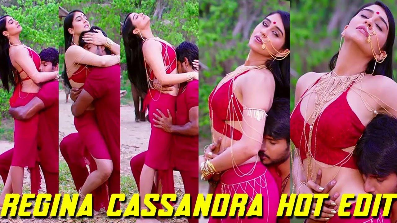 Regina Cassandra Hot Hip Touch Scene
