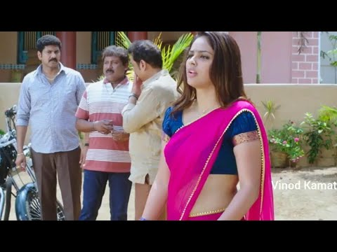 South actress sexy saree navel cleavage | hot beautiful belly scene  | hot navel cleavage | hot edit