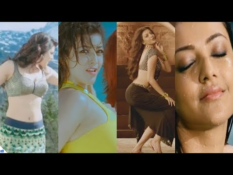 Kajal agarwal navel cleavage | kajal hot edit | kajal sexy scene | kajal  hot navel | sexy navel hot