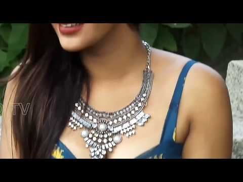 Actress Yashika Anand very hot cleavage show|boobs show|Fun Tube