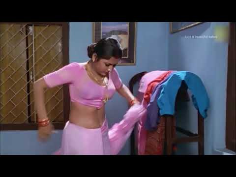 Unknown actress down blouse cleavage unseen