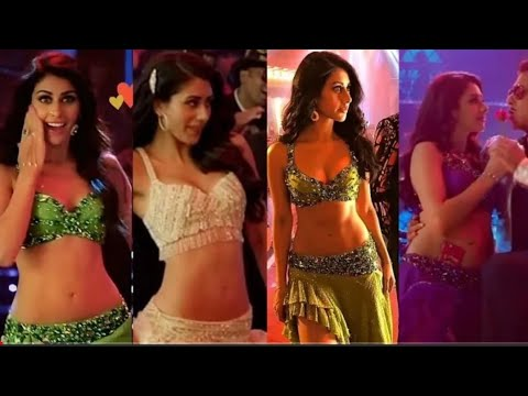 Warina  Hussain hot edit from  munna badnam | warina  hot navel cleavage | warina  hot navel edit
