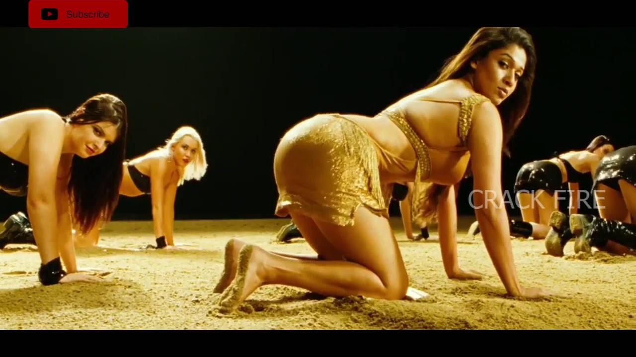Nayanthara Hot Bum Slap