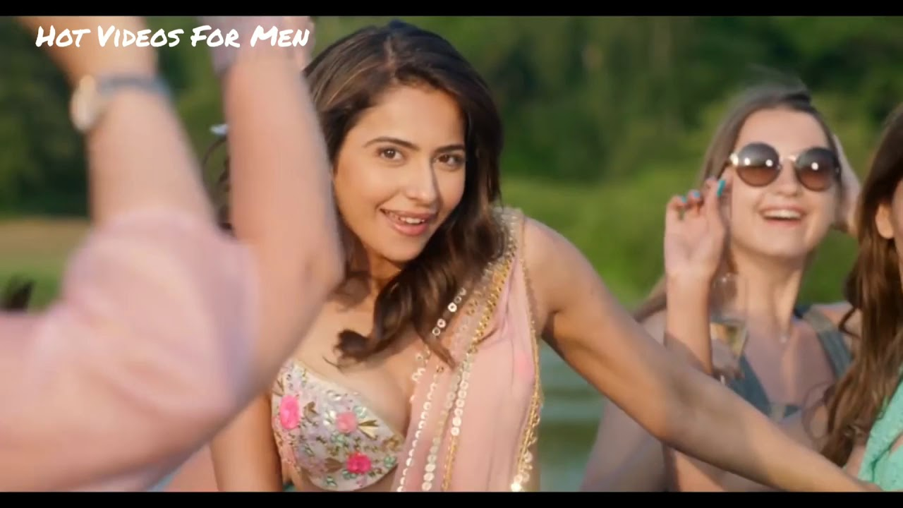 Rakul Preet Singh Hot B00bs Show Slow Motion | Vertical Edit