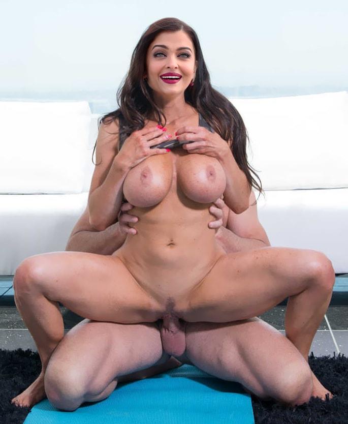 Big boobs actress Aishwarya Rai pussy fucking pic