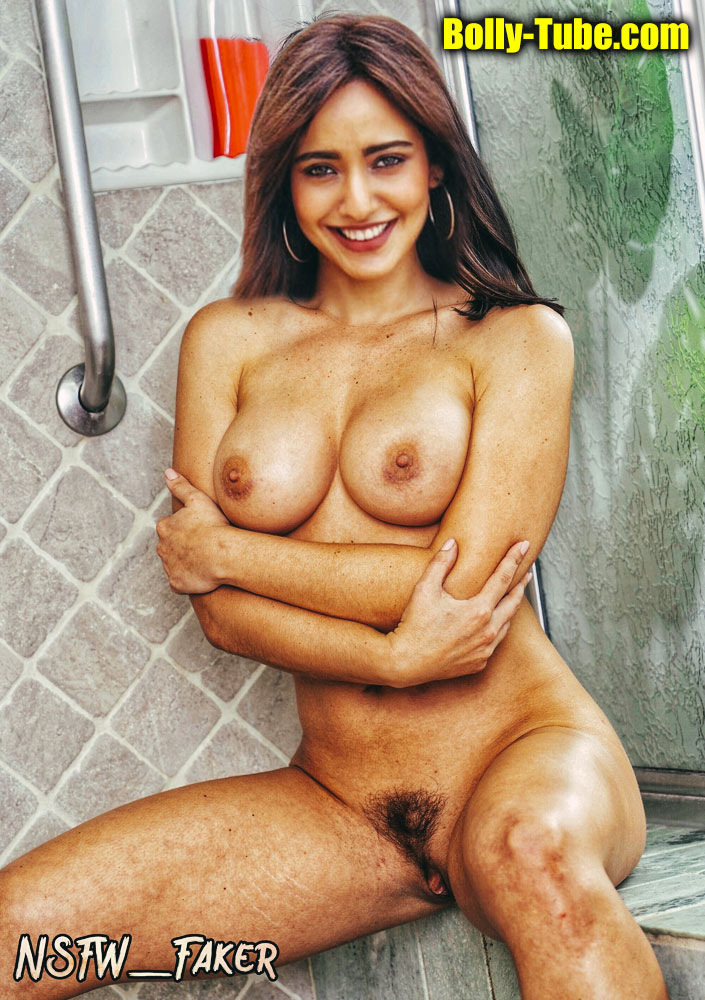 Neha Sharma naked bathroom hairy pussy big boobs pose pic