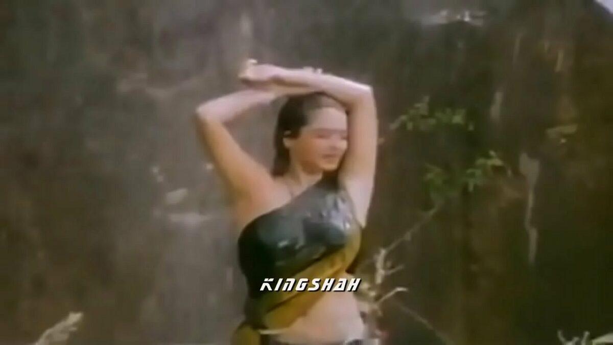Actress Rekha Wet Boob nipple video