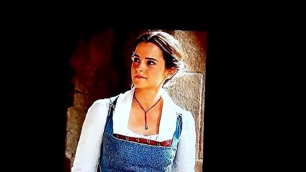 Emma Watson 'belle' cum tribute