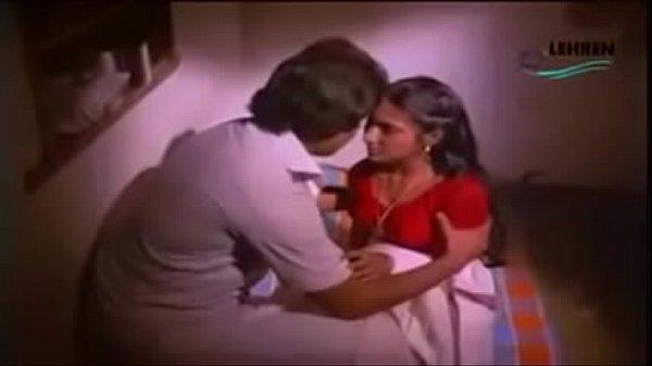 Tamil Old heroine Rohini Hot saree slip sexy blouse video sex